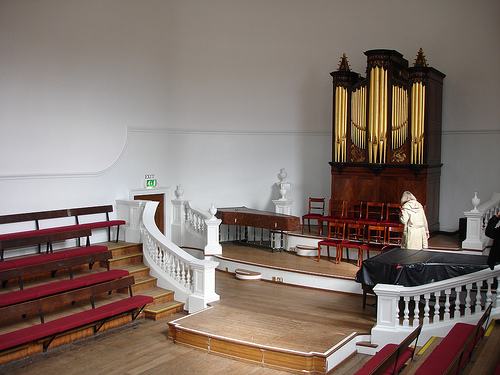 Holywell Music Room, Oxford