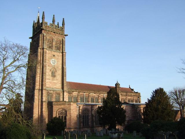 All Saints, Hertford